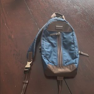 Coach Varick Nylon Sling Bag